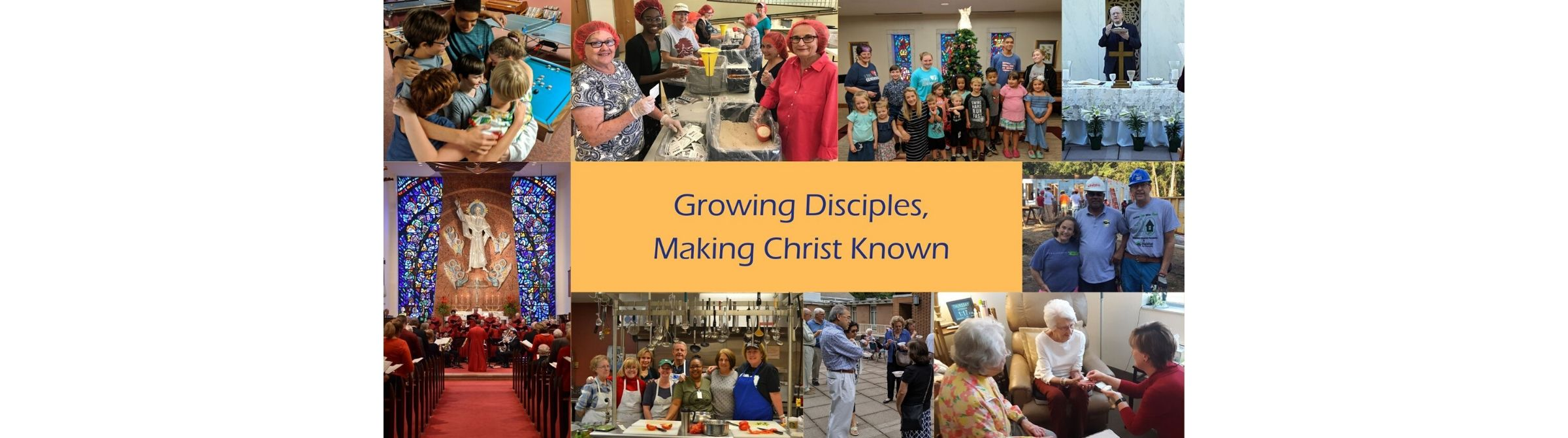 Growing Disciples