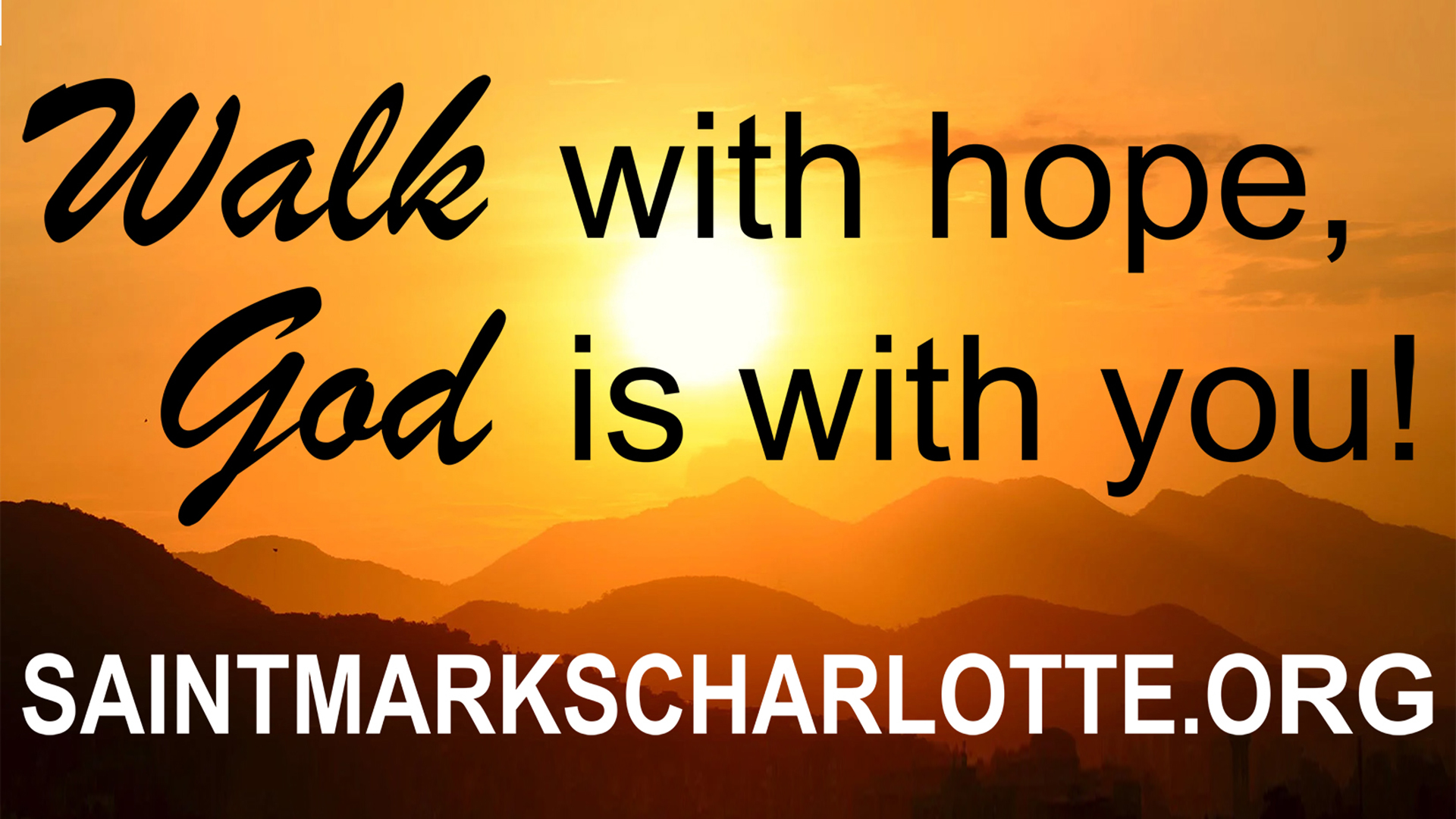 Walk with Hope